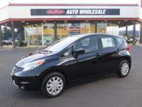 Grab a deal on this 2016 Nissan Versa Note S before
