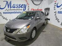 CARFAX One-Owner. This 2016 Nissan Versa 1.6 S Plus in