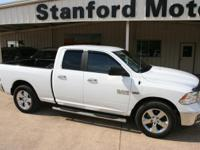 Get a like new truck with our 2016 Dodge Ram 1500 SLT