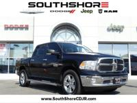 Recent Arrival! CARFAX One-Owner. 2016 Ram 1500 Big