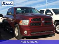 Options:  Delmonico Red Pearlcoat| 3.92 Rear Axle