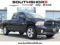Recent Arrival! CARFAX One-Owner. 2016 Ram 1500 Express