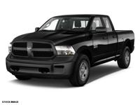2016 Dodge Ram 1500 in Black, New Brakes, New Tires,