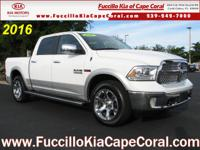 You can find this 2016 Ram 1500 4WD Crew Cab 140.5