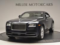 This is a Rolls-Royce, Wraith for sale by Miller