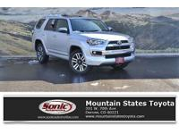 Come see this 2016 Toyota 4Runner Limited. Its