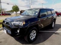 Options:  2016 Toyota 4Runner||Suv 4X4|4.0L 6 Cyl Fuel