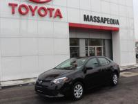 Toyota of Massapequa is excited to offer this 2016