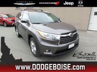 2016 Toyota Highlander Hybrid AWD Limited LEATHER MOON