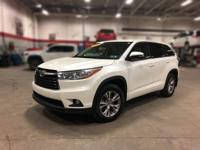 2016 Toyota Highlander LE Plus V6 New Price! Clean