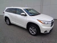 New Price! 2016 Toyota Highlander LE Plus V6 CARFAX