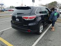This 2016 Toyota Highlander Limited Platinum is proudly