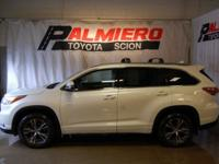 Recent Arrival! This 2016 Toyota Highlander XLE V6 in