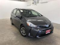 Magnetic Gray Metallic 2016 Toyota Prius v Three FWD