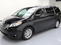 2016 Toyota Sienna with 3.5L V6 Engine,Leather