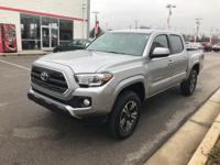 This 2016 Toyota Tacoma SR5 is proudly offered by Serra