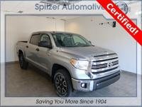 Toyota Tundra SR5 CARFAX One-Owner. Certified. Clean