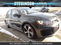 Stevinson Lexus is offfering this. 2016 Volkswagen Golf