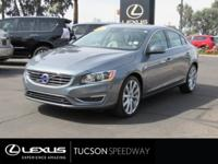You will be hard-pressed to find a 2016 Volvo S60 nicer