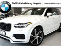 Scores 25 Highway MPG and 20 City MPG! This Volvo XC90