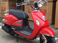 Just got bunches of new ZNEN scooters in..... come see