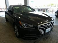 Sturdy and dependable, this Used 2017 Genesis G80 3.8L