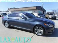 Very excited to offer this 2017 Genesis G80 luxury