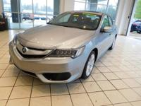 Recent Arrival!Silver 2017 Acura ILX Premium Package