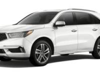 Options:  2017 Acura Mdx Sport Hybrid W/Advance