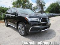 This 2017 MDX is for Acura enthusiasts looking the