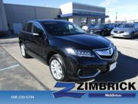CARFAX 1-Owner, Acura Certified, GREAT MILES 6,500!