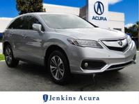 All Jenkins Acura New Cars come equipped WITH ALL