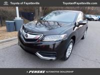 CARFAX 1-Owner, Acura Certified. EPA 28 MPG Hwy/20 MPG