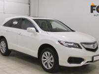 This outstanding example of a 2017 Acura RDX