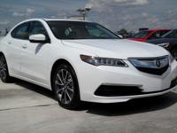 Options:  2017 Acura Tlx V6 W/Technology Pkg|Bellanova