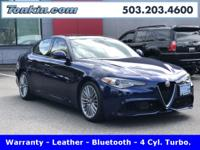 This vehicle is located at Ron Tonkin Alfa Romeo &
