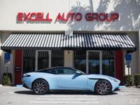 Introducing the 2017 Aston Martin DB11 powered by