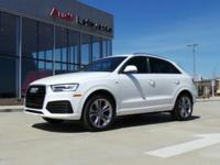This 2017 Audi Q3 Prestige is proudly offered by Audi