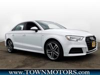 Our fresh-faced One Owner 2017 Audi A3 Premium Plus