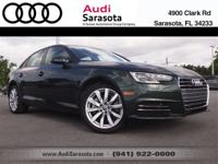 Audi Certified to 100,000 Miles..This One Owner A4