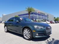 Audi West Palm Beach is proud to offer this Beautiful
