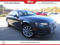 New Price! 2017 Audi A4 2.0T Premium in Gray. A4 2.0T