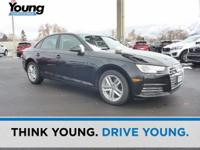 2017 Audi A4 2.0T Premium. 7-Speed Automatic S tronic,