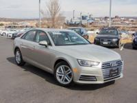 Audi Certified, LOW MILES - 4,522! FUEL EFFICIENT 31