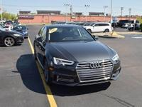 Options:  Radio: Audi Sound System -Inc: 7.0 Tft Color