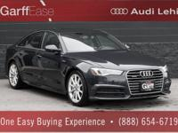 ONE OWNER A6 3.0T PREMIUM PLUS!!! AWD, 19 SPORT