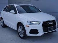 Options:  2017 Audi Q3 2.0 Tfsi Premium Fwd|Cortina