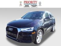 This 2017 Audi Q3 2.0T quattro Premium includes a