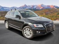 Audi Certified, LOW MILES - 4,670! Premium trim.