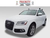 This 2017 Audi Q5 2.0T quattro Premium Plus includes a